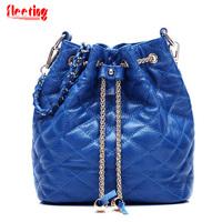 New 2014 Women Messenger Bags Fashion Genuine Leather Handbags Designers Brand Shoulder bags Vintage Bag Louis.bag