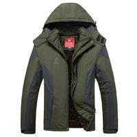 Free shipping 2014 High Quality men's Outdoor Three laminated adhesive Waterproof Climbing Skiing  Jackets Sportwear