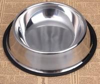 040148 Dog feeding  Stainless steel dog bowl skid  Pet Supplies eating utensils  Popular brands  Rugged  Anti-bite