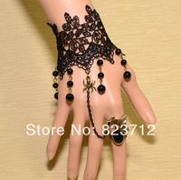 Elegant accessories vintage royal jewelry lace bracelet fashion rose bracelets necklace female