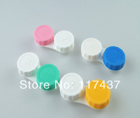 Best Quality Contact Lens  Dual Cases  Double Cases 100pcs