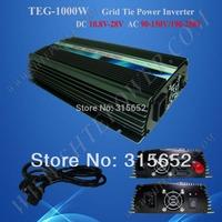 DC to AC Pure Sine Wave On Grid Inverter 1000W 10.8V-30V