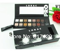 New Lorac Pro Eyeshadow Palette Makeup Set 16 Color Eye Shadow with Brush Free Shipping