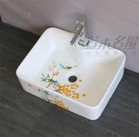 Wash basin flower hand basin counter basin rm-3058
