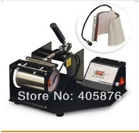 2014  newly  2 in 1 heat press mug printing machine promotion discount factory directly sale sublimation machine for cups