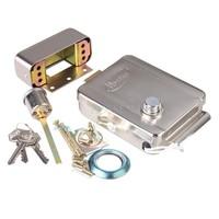 Home Security Electronic Door Lock For Video Door Phone Doorbell intercom system
