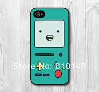 Free Shipping Beemo Adventure Time BMO Hard Cover Case For iPhone 5 5g 5th