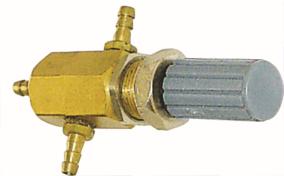 Free shipping dental knob type transfer switch water adjust valve metal valve dental product dental equipment 5pcs/lot(China (Mainland))