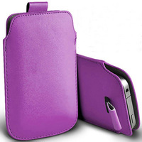 1pcs bulk novelty 13 coloer Leather PU Pouch Case Bag for nokia c3 Cover with Pull Out Function phone cases