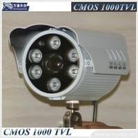 New Arrival! High Resolution 1000TVL Bullet Camera, Face Detection, 1000TVL