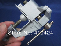 Mini Table Vise Aluminium Alloy Bench Screw Vise for DIY Jewelries Craft Mould Fixed Repair laboratory Tool