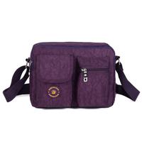 2014 WOMEN nylon shoulder bag boy sports messenger bag one shoulder cross body school bag