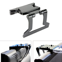 New Arrival    New TV Clip Clamp Mount Mounting Stand Holder for Microsoft Xbox 360 Kinect Sensor Free shipping &wholesale