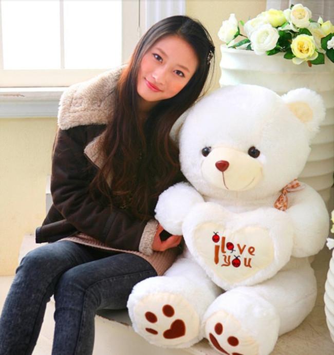 Large tare panda doll pillow plush toy bear day gift(China (Mainland))