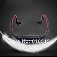 Wholesale 10pcs/lot Brand Sports Wireless Bluetooth Stereo Headphone fone de ouvido Earbud Headset Earphone w/ Mic for Phones
