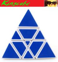 New YJ Mastermorphix white Magic Cube speed Puzzle