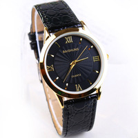 Wristwatches Male ultra-thin waterproof watch table gift table 158300
