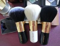 new high quality top professional super big Advanced Luxury Wool Soft powder Cosmetic Makeup Cheek Brush Face Blender Brush