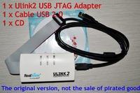 Free Shipping  ULINK u-link2 ULINK2 emulator ARM Emulator/original firmware / support for the latest MDK5.0/Cortex-M4