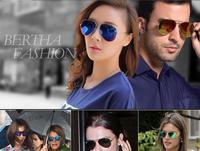 men women mirror reflective colorful lenses sunglasses Eyewear hot selling