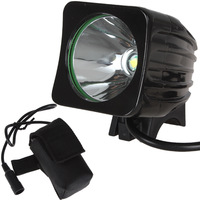 1200 Lumens CREE XM-L T6 LED Water-resistant Highlight & Convenient Bicycle Light / Head Lamp