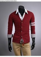 spring 2014 man sueter sweter men sweater men's mens cardigans camisola male sweaters caidigan clothing cardiga brand suit n03