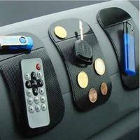 Free shipping Car Dashboard Sticky Pad Magic Anti-Slip Non-Slip Mat for iPod Phone MP4 Non Slip Mat H198 K6000 GS8000 XIAOMI