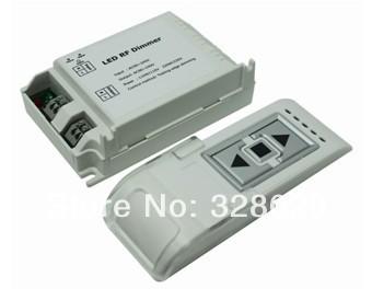 Triac dimmer led remoto rf wireless controller luminosità dimmer ac110-240v 110v/220v ingresso uscita dm014 spedizione gratuita