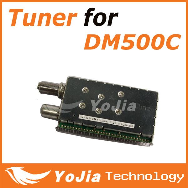 1pc DVB-C DM500 Tuner 500C for dm500C satellite receiver tuner with free post shipping(China (Mainland))