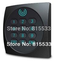 Free shipping 5pcs/lot 125khz EM-ID access control waterproof keypad wiegand 26 rfid reader(ST-N12)