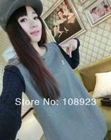 2014 free shipping Spring new Korean-style retro twist Sleeve Maternity Dress A8008-010