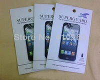 20pcs/lot LCD Clear Screen Protector Cover Film Best qualiy for Samsung GT-S6500 Galaxy Mini 2 II