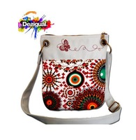 2014 Spain New DESIGUAL Fashion women's Handbag Messenger shoulder bag Casual bag 7 orders