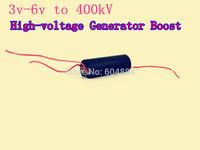 2014 New 1Pcs DC 3v-6v to 400kV 400000V Boost Step-up Power Module High-voltage Generator Free Shipping