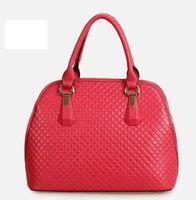 NEW Fashion Women Real Cow Leather Handbag Tote Shoulder Handbag 0433