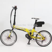 foldable electric bike promotion