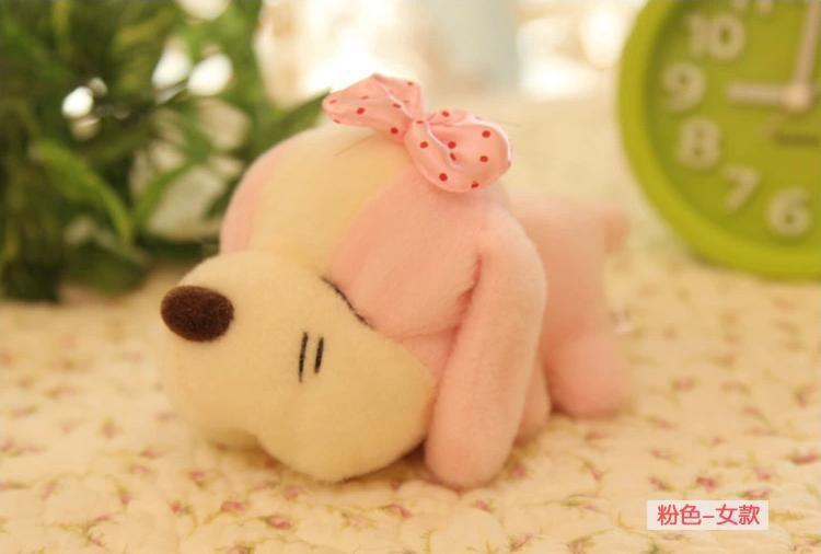 Hot Selling Kawaii Stuffed Plush Dogs,Keychains for Phone,11.5cm Mobile Phone Strap Dog,Fashion Kawaii Style Stuffed Dogs Sale(China (Mainland))