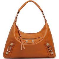 NEW Fashion Lady Girl Real Genuine Cow Leather Tote Shoulder Hobo Bag Purse Handbag