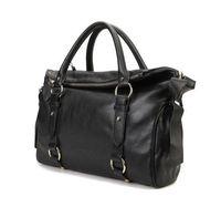 NEW NEW Real Cowhide Leather Lady Handbag Tote Shoulder Messenger Bag 36cm TOP GRAIN