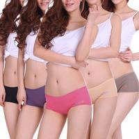 New Ultra-thin Women Seamless Traceless Sexy lingerie Underwear Panties Briefs Women's Low Waist Underwear