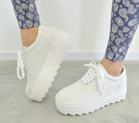 Hot-selling 2014 platform canvas shoes single shoes price of shoes chinese cabbage