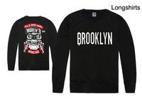 Free Shipping / BROOKLYN SPIKE LEE  / Men's Fashion Loose Hip hop  Sportswear Holiday Sweater