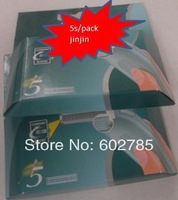 Free shipping!!the highest quality women razor blades sensor (5pieces=1pack=1lot) for women