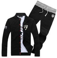mens sports suit men's sportwear casual jacket and pants men's sprots set men's casual set M-XXXL678-TZ01-50