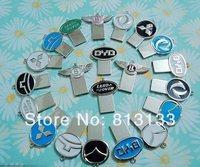 2014 New usb flash drive 4gb,8gb,16gb,32gb,64gb pen drive memory stick car logo brand gift u disk free shipping