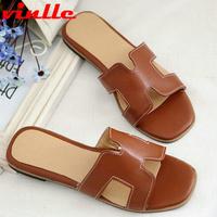 VINLLE 2014 Arrive women sandals Summer woman shoes flats flops sexy ladies Summer Shoe sandals size  34-43