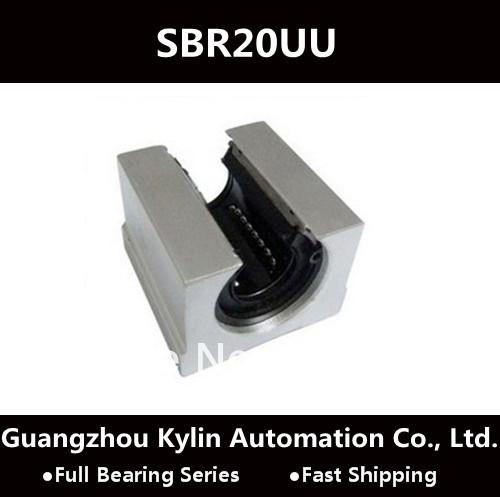 Линейный подшипник Brand New ! 4 SBR20UU 20 , 20 CNC