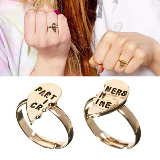 get cheap best friend rings aliexpress