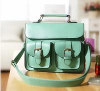 Summer Fashion handbag cross-body messenger bag messenger bag briefcase vintage bag women's handbag