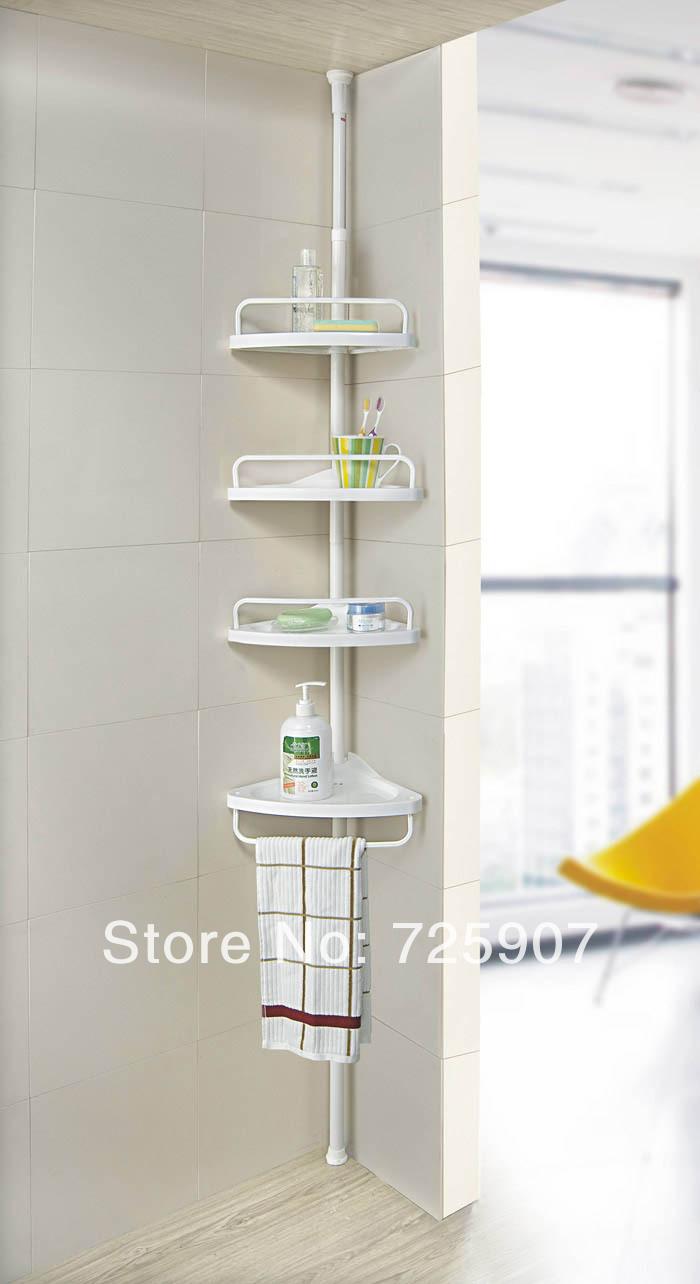 warm te koop verstelbare badkamer plank kunststof hoeken staat voor de ...